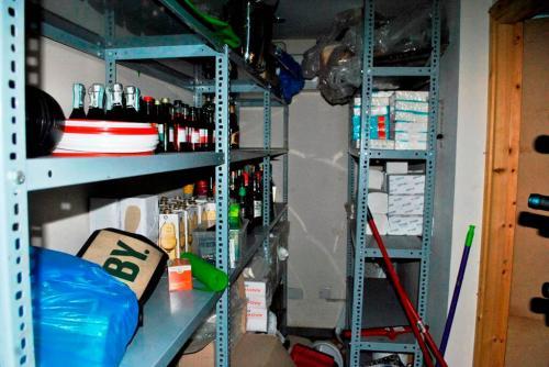 18. Storage room